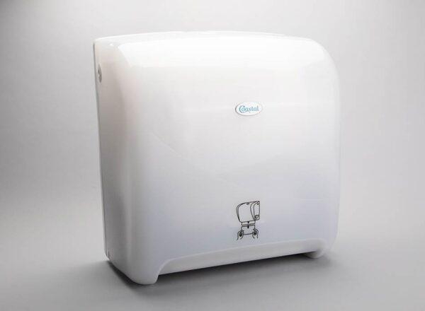 Auto-Cut-Hand-Towel-Dispenser