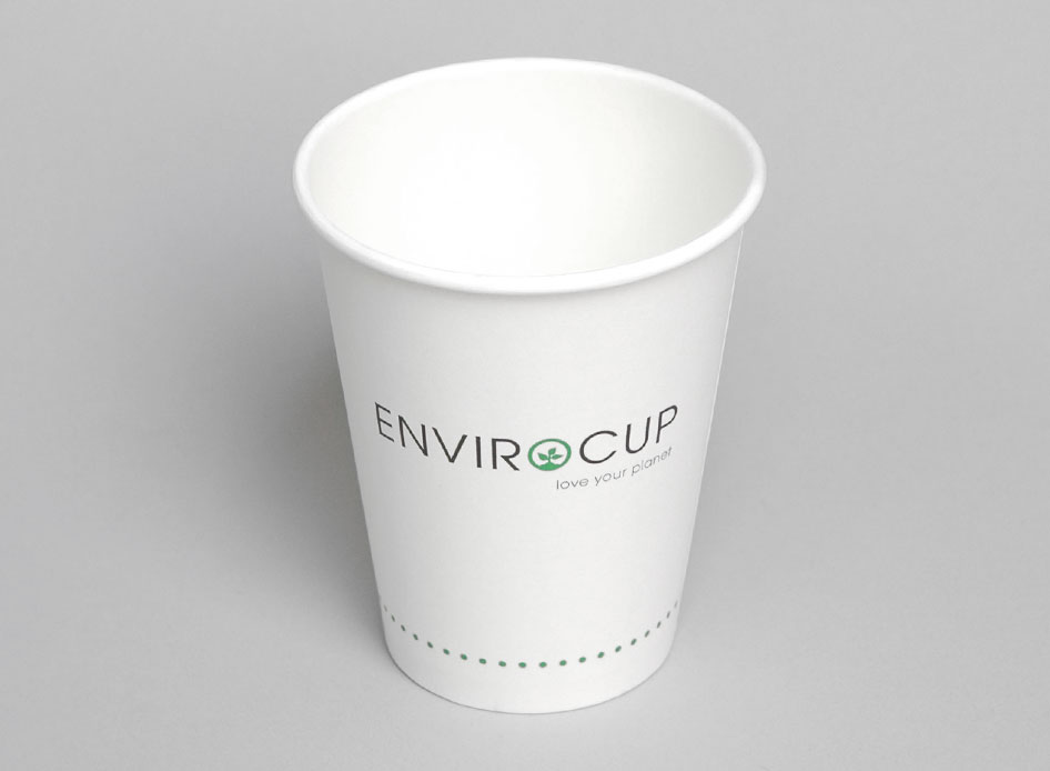 environmentally friendly disposable paper cup