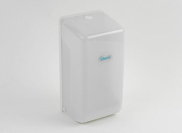 tissue dispensers interleaved