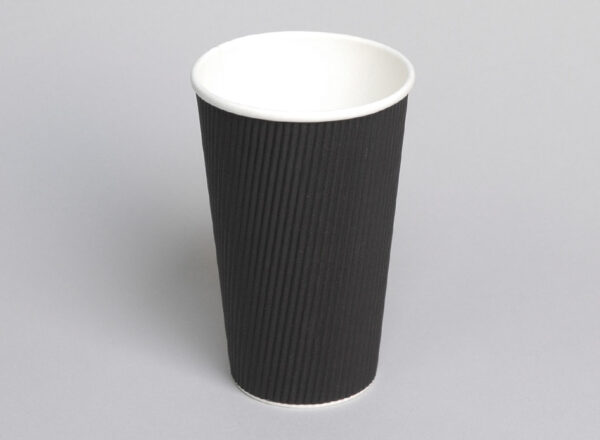 disposable paper cups ripple wall