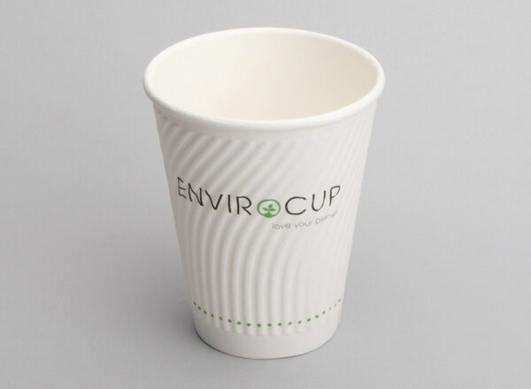 Enviro cup swirl wall 8oz