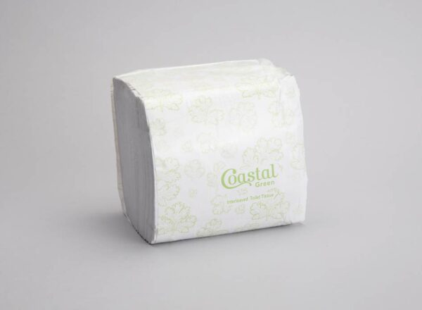 Coastal-Green-Interleaved-toilet-tissue-2